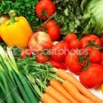 colorful vegetables are healthy